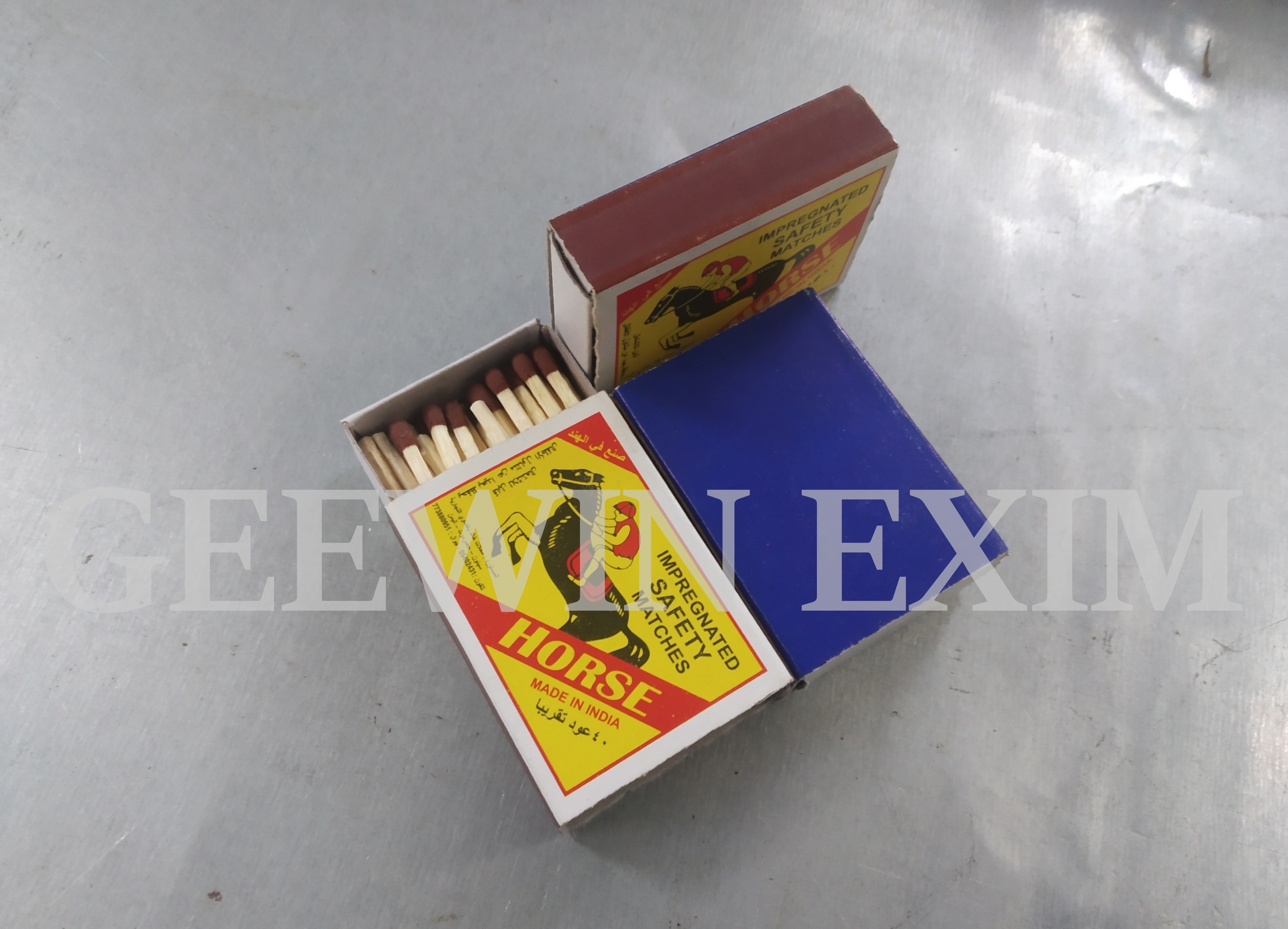 Safety Matches 5