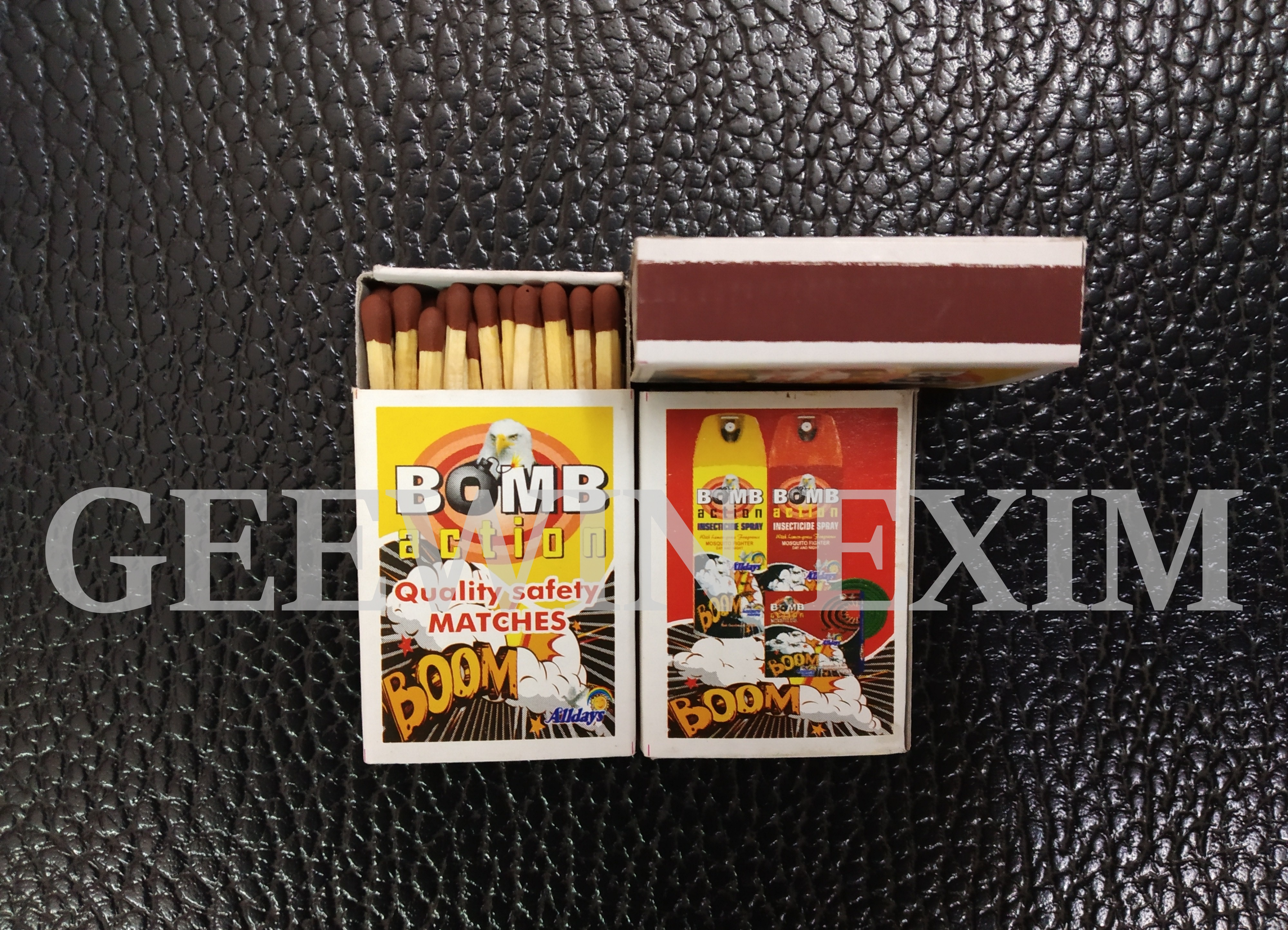 Safety Matches 6