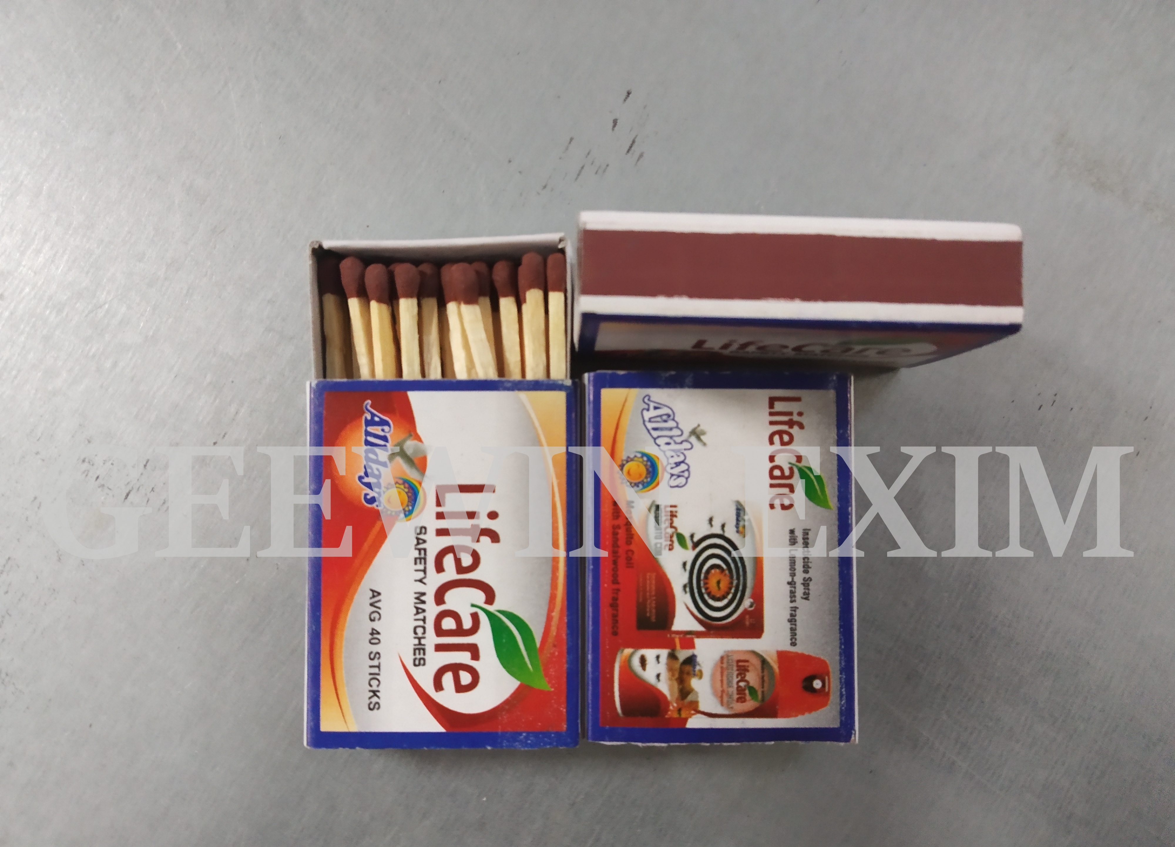 Safety Matches 8