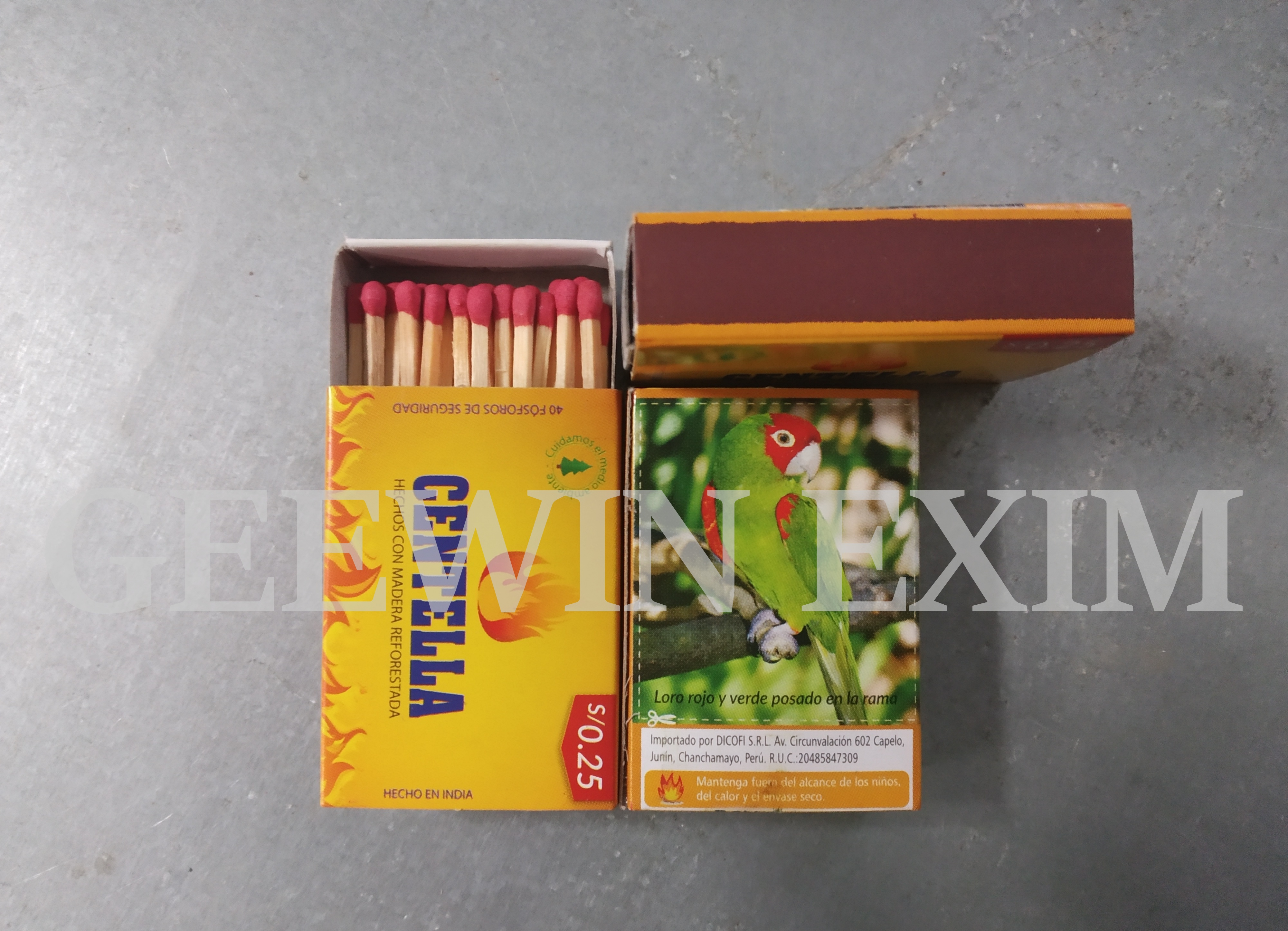 Safety Matches 9